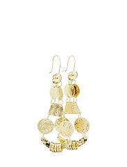 Day Exotic Earrings - RICH GOLD