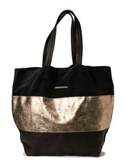 Night Goldtile Tote - Gold