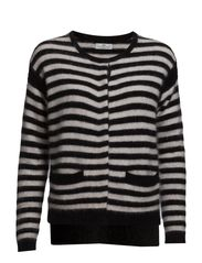 Day Mellow Striped - Black