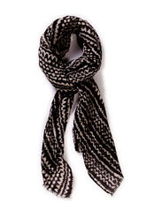 Day Tribal Scarf - Chalk