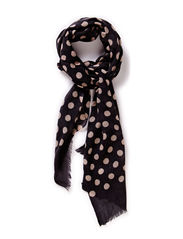 Day Dotted Scarf - Scarab