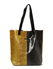 Day Reptile Tote - YELLOW GOLD
