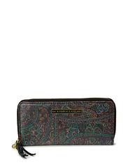 Day Paisley Purse - Black