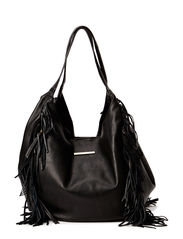 Day Fringes Bag - Black