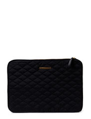 Day Quilt Laptop - Black