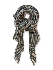 Day Fence Scarf - Sage