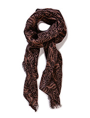 Day Tribe Scarf - IRON