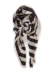 Day Cruise Scarf - Black
