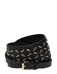 Day Claspy Belt Wide - BLACK