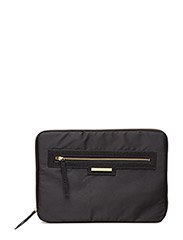 Day Zipper Cp Fold - BLACK