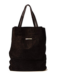 Day Tote Reptile - Black