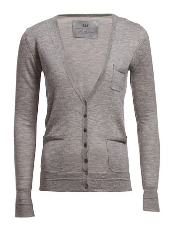 Day Birger et Mikkelsen Day Cashmere - Lt. Grey Mel.