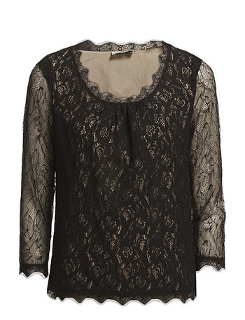 Day Double Lace - Black