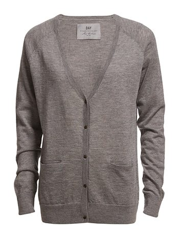 Night Cashmere - Med Grey Mel.