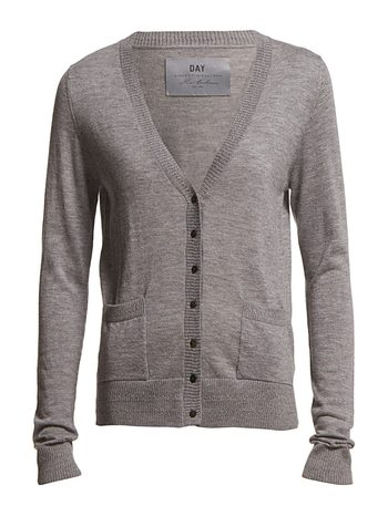 Day Birger et Mikkelsen Day Cashmere - Med Grey Mel.