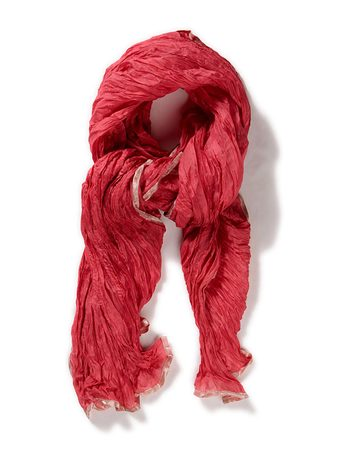 Day Simply Silk Scarf - Dusty Ruby