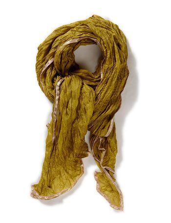Day Simply Silk Scarf - Golden Forrest
