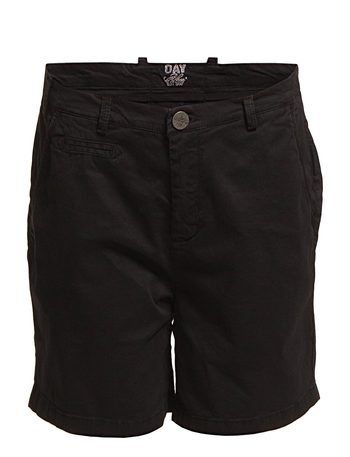 Day Cela Cropped - Black