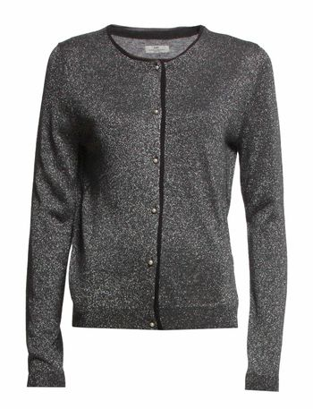Day Birger et Mikkelsen Night Pong Lurex - Dark Grey Mel.