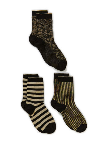 Night Chaussettes - Gold