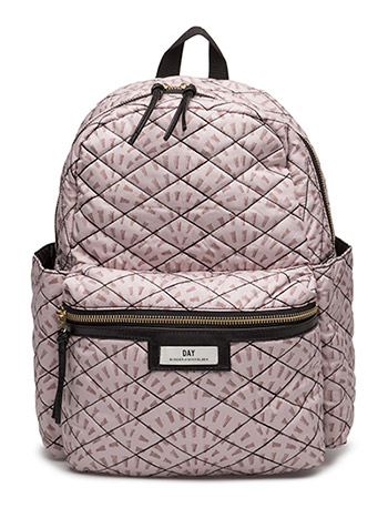 Day Gweneth P N  Quilt Bagpack - ROMANCE