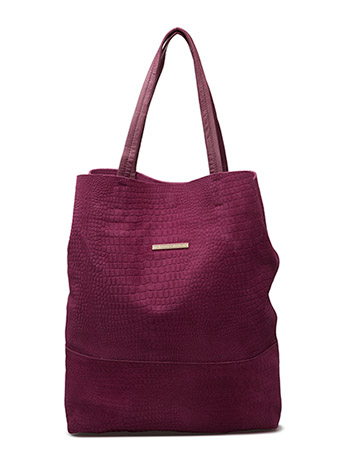 Day Birger et Mikkelsen Day Reptile Tote - THINK PINK