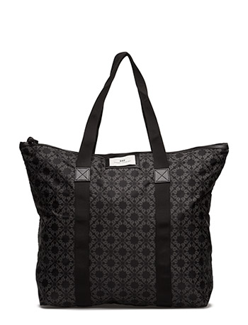 Day Gweneth P Stamp Bag - BLACK