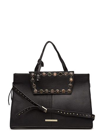 Day Studs Stones Bowler - BLACK