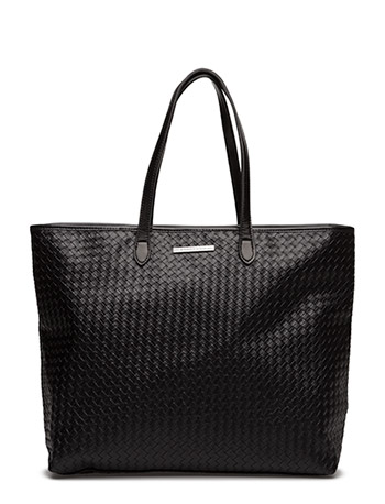 Day Birger et Mikkelsen Day Braided Tote - BLACK