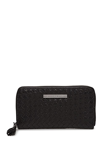 Day Birger et Mikkelsen Day Braided Purse - BLACK