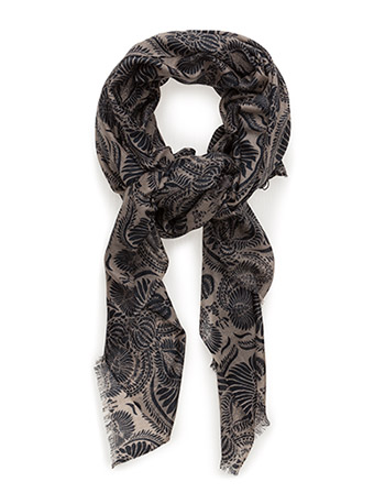 Day Deluxe Pulse Scarf - POUDRE TINT