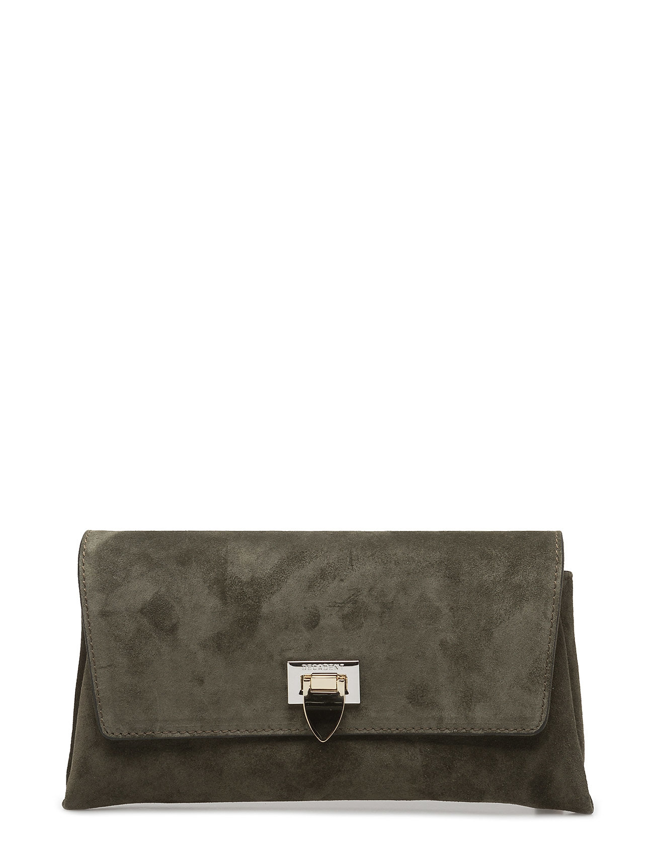 Small Clutch W/Buckle Decadent Små tasker til Damer i