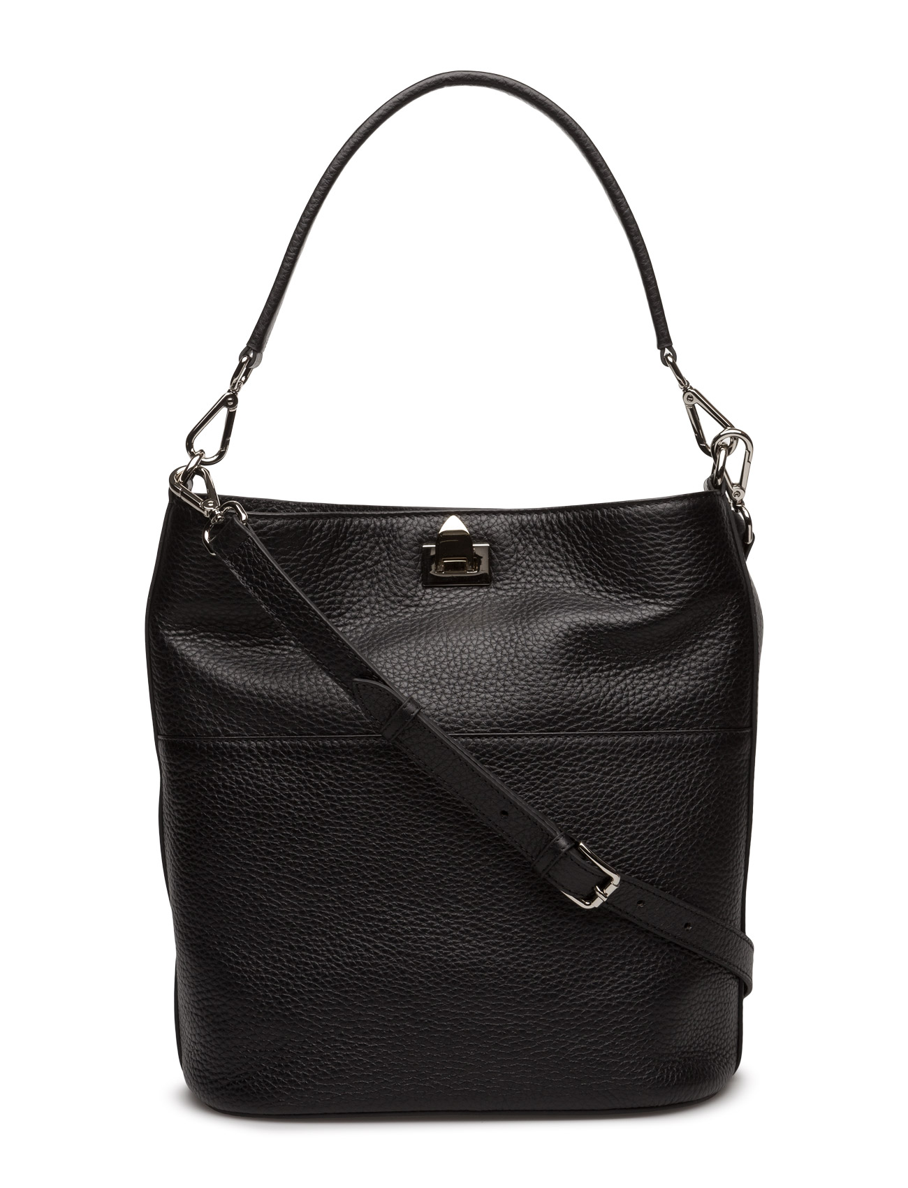 decadent – Big bucket bag w/buckle på boozt.com dk
