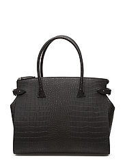 Big shopper - ALLIGATOR BLACK