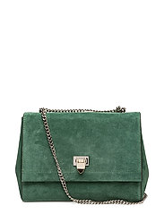 Eira medium bag - SUEDE GREEN