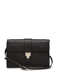 Estella clutch - BLACK