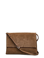 Ophelia ccross body - SUEDE LATTE