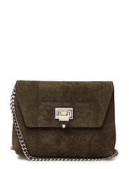 Cleva small pouch - SUEDE ARMY