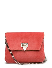 Cleva small pouch - SUEDE BLOSSOM