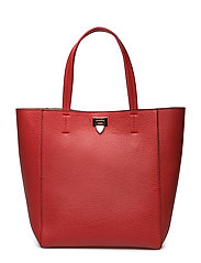 Ylva soft tote - SCARLET RED