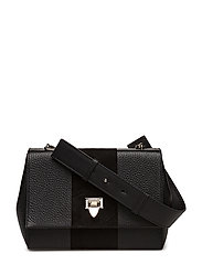 Eden handbag - BLACK