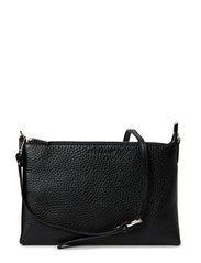 Small flat cross body - Black