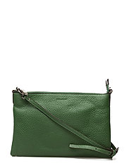 Small flat cross body - GREEN
