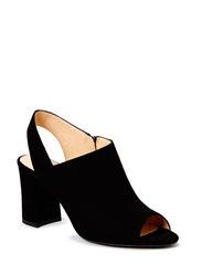 Alabama heels - Black