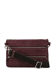 Belt bag - SUEDE WINE