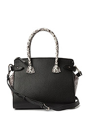 X-small shopper two tone - Black