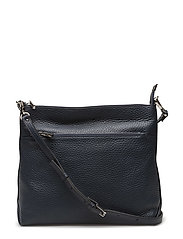 Cross over hold all with zipper pocket - NAVY