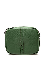 Round cross body w/stripe - Flotter - GREEN