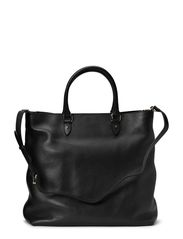 Tote with Handles - Black