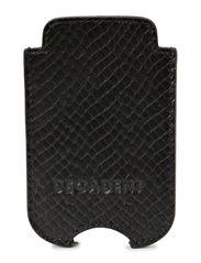 Iphone 4 Sleeve - Anaconda Black